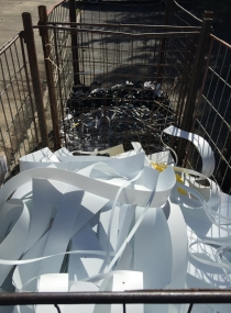 polypropylene-waste